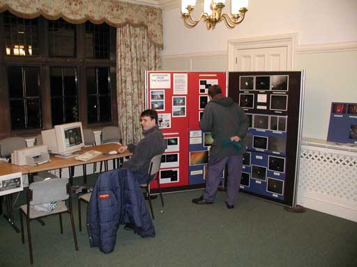 The LAS Computer and Exhibition Displays