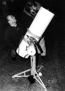A Croxteth Park Star Party