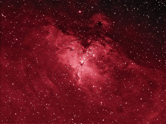 The Eagle Nebula (M16) by Rob Johnson