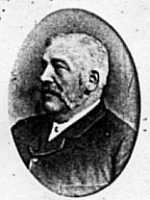 Mr. T. G. Elger, President of the Liverpool Astronomical Society during 1888-1889