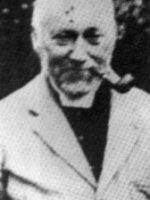 Rev. T. E. Espin, President of the Liverpool Astronomical Society during 1884-1885 and 1886-1887