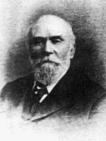 Dr. Issac Roberts, President of the Liverpool Astronomical Society during 1885-1886