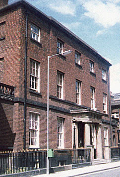 Royal Institution, Colquitt Street, Liverpool