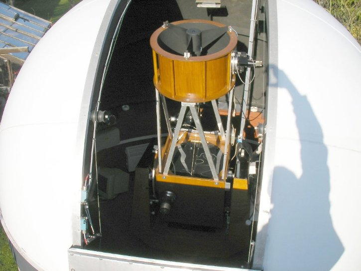 500mm Newtonian used for the LAS Supernova Search