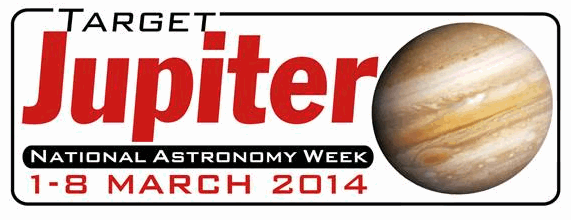 National Astronomy Week 2014 Logo