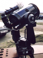 "8"" f10 Meade LX200 belonging to Christos Spyrou"