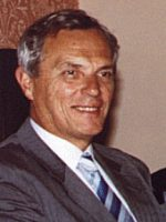 Mr. M. M. S. Ghorbal, President of the Liverpool Astronomical Society during 1982-1984