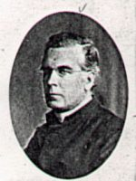 Rev S. J. Perry, President of the Liverpool Astronomical Society during 1889-1890