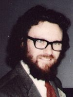 Mr. J. Ravest, President of the Liverpool Astronomical Society during 1976-1979