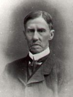 Mr. R. C. Johnson, President of the Liverpool Astronomical Society during 1882-1884