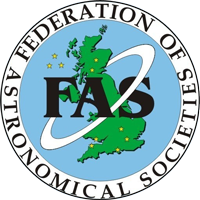 Federation of Astronomical Societies (FAS) Logo, circa 2012