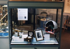 Items from NMGM Liverpool Museum Collections on show at Prescot Museum's 'Final Frontier' exhibit, July 11th - September 3rd, 2000