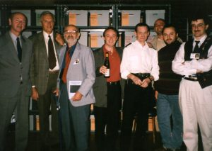 Astronomical Friendships and Co-operation - members of Vlasim Astronomical Society and Liverpool Astronomical Society, Saturday 16th September, 2000