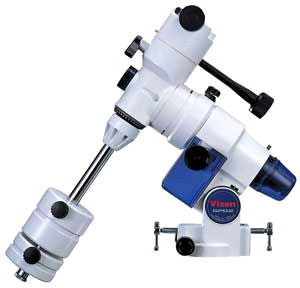 A Vixen GP equatorial mount