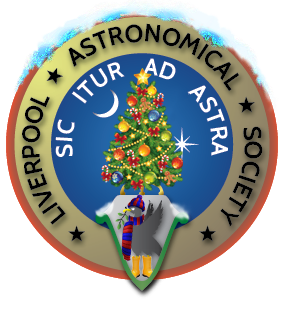 Liverpool Astronomical Society logo