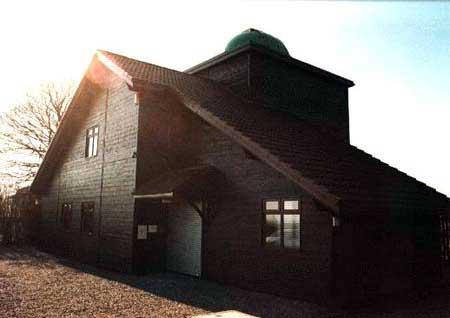 The Leighton Observatory at Pex Hill, Cronton