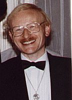 Dr. J. E. Jones, President of the Liverpool Astronomical Society during 1984-1986