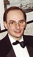 Mr R. Kelley, President of the Liverpool Astronomical Society during 1995-1998