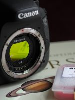 Light Pollution Filter fitted to an unmodded Canon 7D, image taken by Mark Payne on or before 28th January 2011