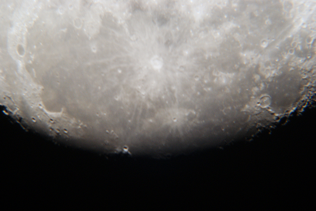 The Moon, taken by Colin Murray on or before 18th February 2011