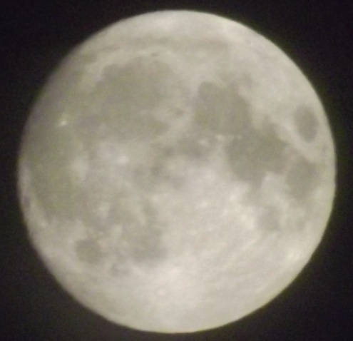 Full Moon, taken on 5th May 2012 at 03:00 (unknown if BST or UTC) by Phil Willams
