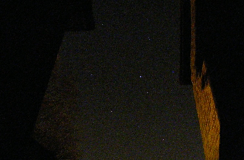 Mars Central In Leo, taken on or before 27th March 2012 by Phil Willams, using a Fujifilm S5700, ISO 1600