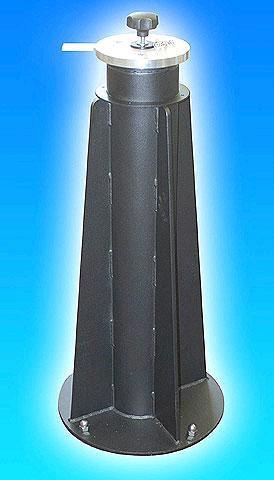 A typical telescope pillar